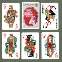 Collectible Nintendo Playing Cards Co Glico Giant Ice cream